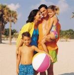 Reisen f�r Familien