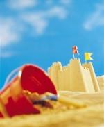 Sonne+Strand = Entspannung für die Familie
