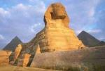 �gypten, die Sphinx